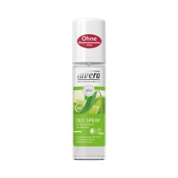 Lavera, Deo Spray Limone & Verveine, 75ml