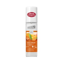 Lavera, Deo Spray Bio-Orange & Bio-Sanddorn, 75ml