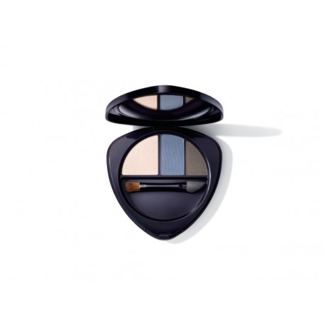Dr. Hauschka Eye Shadow Trio 01, 4,4 g