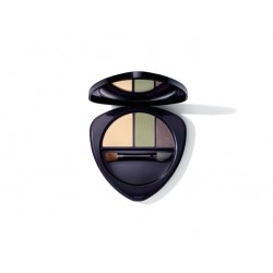 Dr. Hauschka Eye Shadow Trio 02, 4,4 g