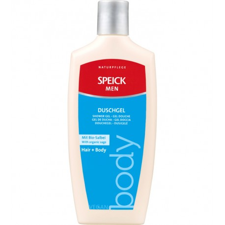 Speick Men Duschgel for Hair + Body, 250 ml